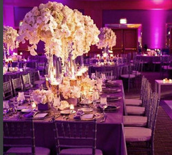 White Orchid Centerpiece