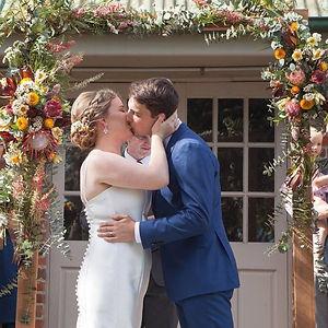kangaroo valley wedding florist