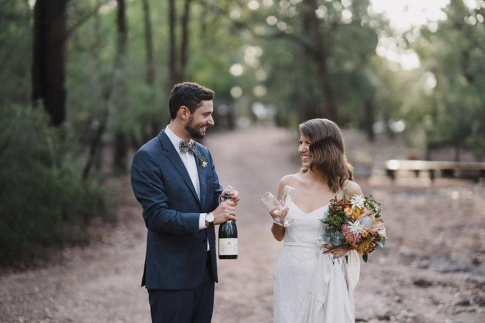 Kangaroo Valley Wedding