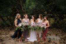 kangaroo valley wedding florist