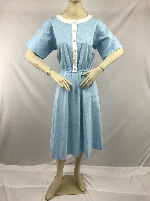 Cotton Day Dress