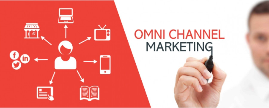 Omni Channel Marketing Infographic