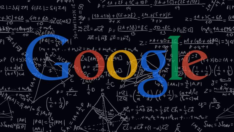 Google Algorithms Image