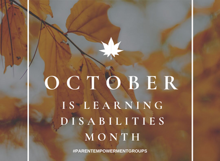 #learningdisabilityawareness