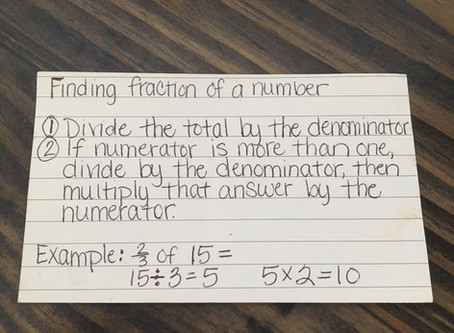 Dyscalculia:  An Impairment in Mathematics