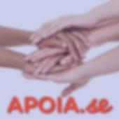 Mãos dadas solidárias ao apoio