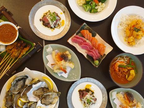 "Lemon Garden ""Eat-All-You-Can"" @ Shangri-La Hotel KL"