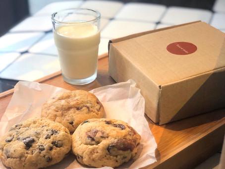 Homemade Treat or Treats Cookies