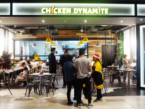 Chicken Dynamite @MyTOWN