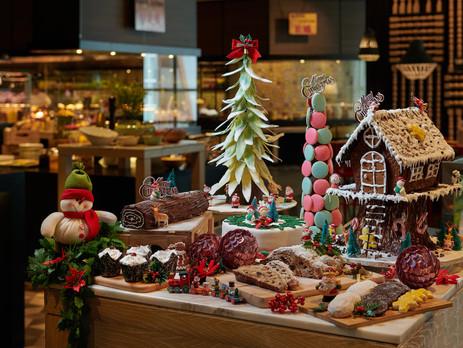 Pasar Baru's Christmas buffet @ New World Hotel PJ