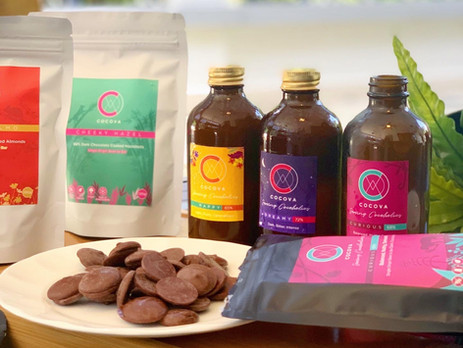 Cocova - A local homemade chocolates that you will truly impressed