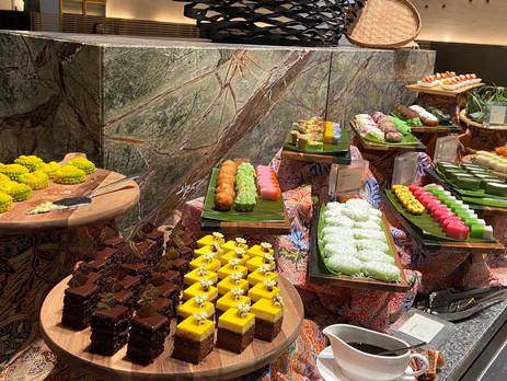 Berbuka puasa di Serena Brasserie@Intercontinental Hotel Kuala Lumpur
