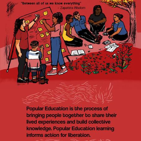 'Popular Education' Learning Circle
