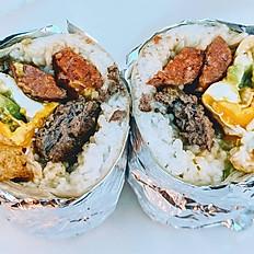 Locos Moco Burrito