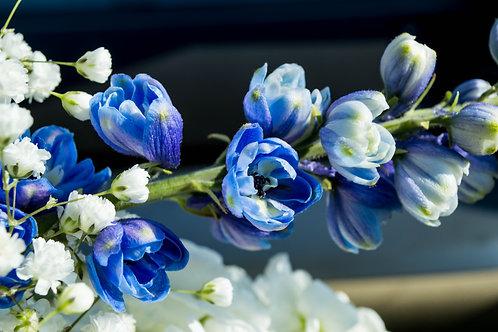 Floral Print Matte Format 5x7