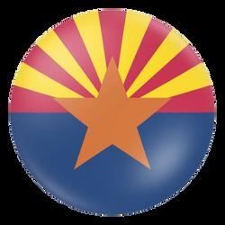 arizona_flag_classic_round_sticker-rfbcf