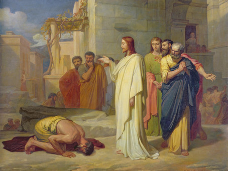 Sermon for the 8th Sunday after Pentecost (Year B)
