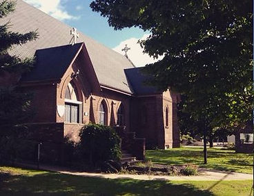 St. Mary's Anglican Church, Summerside in 2016