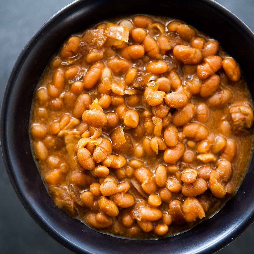 Take-Out Bean Supper