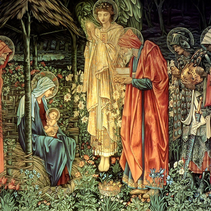 Feast of the Epiphany - 10:45AM
