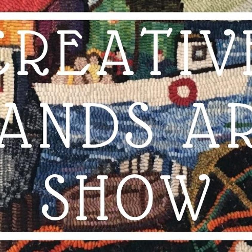 Creative Hands Art Show