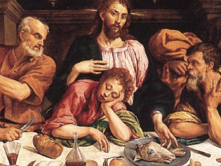 Sermon for the Sixth Sunday of Easter (Year B)