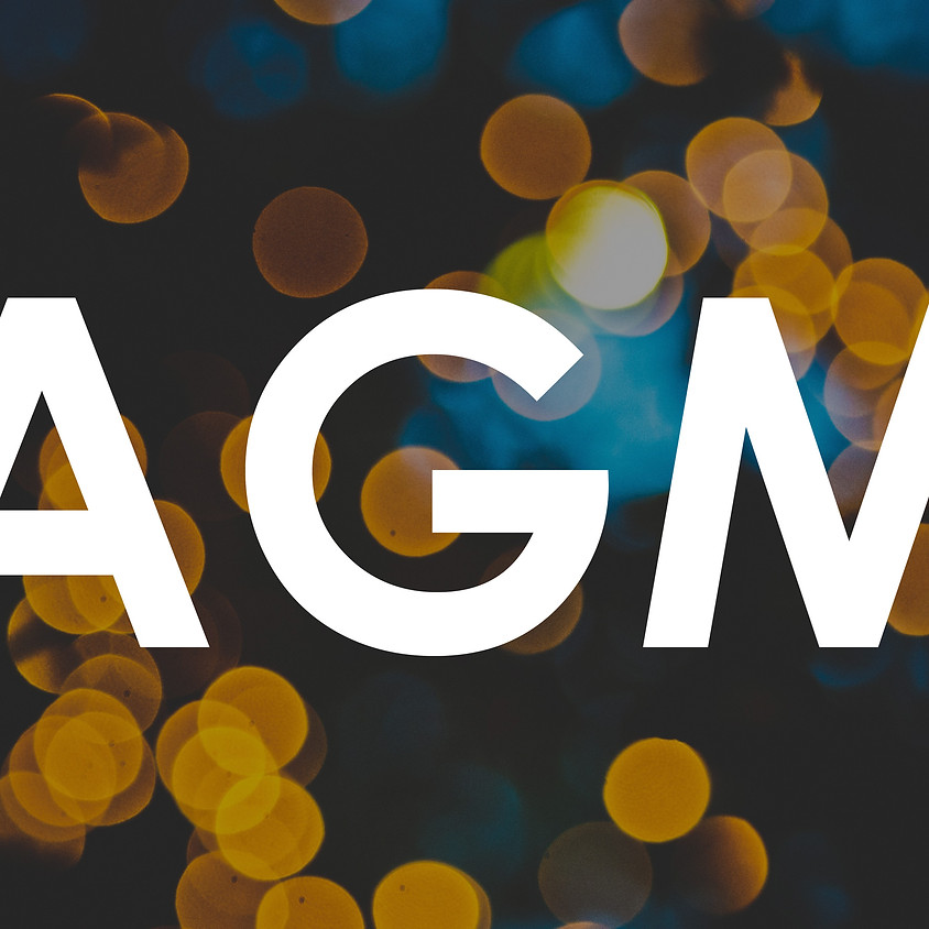 Parish Annual General Meeting (+ soup lunch!)