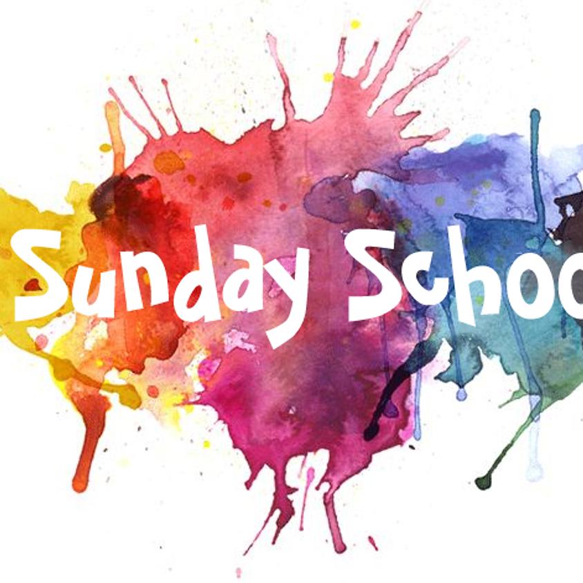 Sunday School Opening
