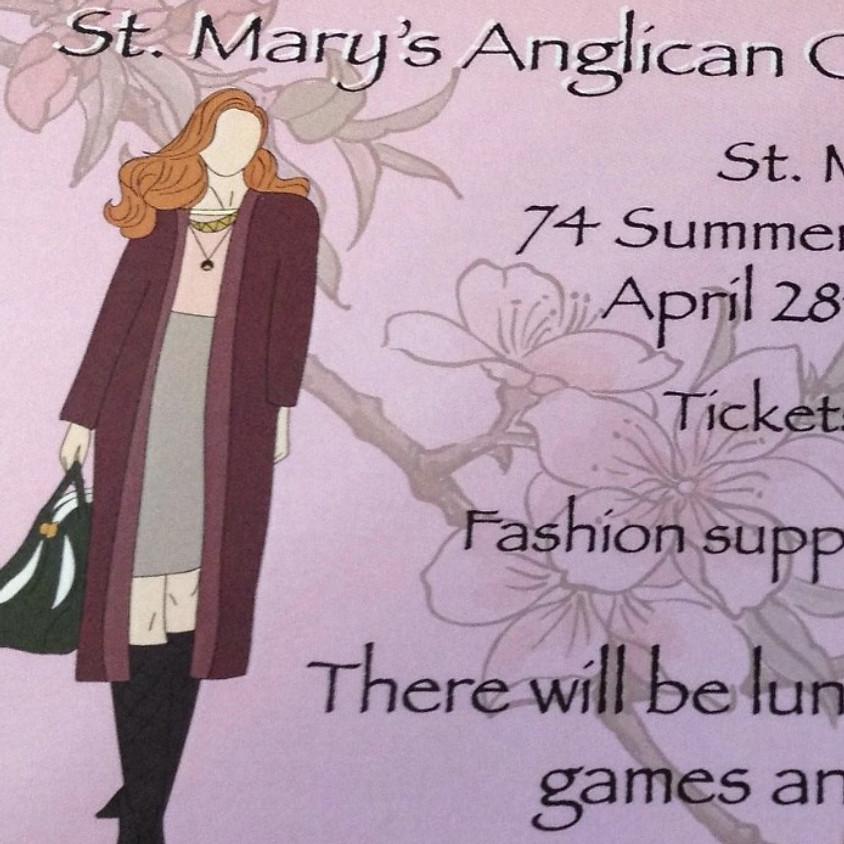 Ladies' Fellowship Fashion Show Fundraiser