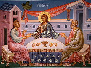 Sermon for the 3rd Sunday After Easter