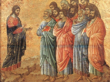 Sermon for the Second Sunday of Easter (Year B)