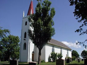 St. John's Anglican Church, St. Eleanor's, Prince Edward Island