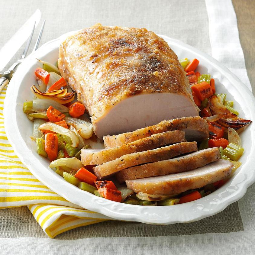 Pork Supper