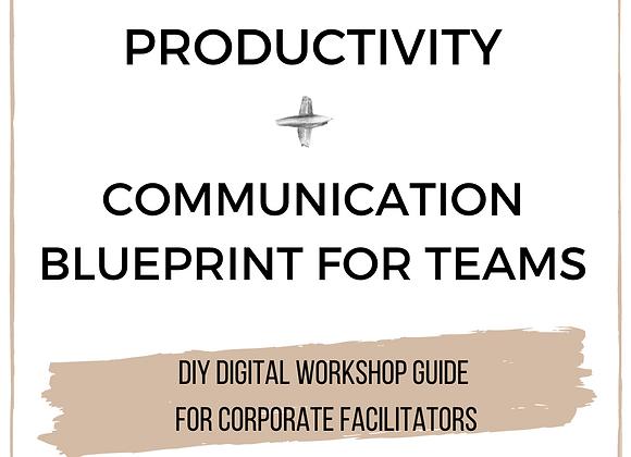 Energy + Communication Blueprint for Teams and Corporate Facilitators