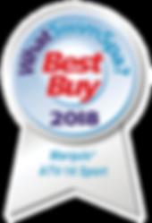 WhatSwimSpa Best Buy Award 2018 Marquis