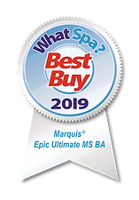WhatSpa Best Buy Award 2019 Marquis Epic