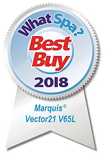 WhatSpa Best Buy Award 2018 Marquis Vect