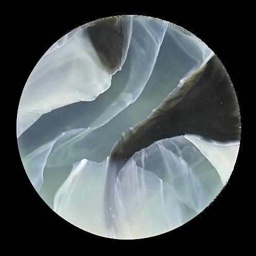 TORTOISESHELL GLACIER COASTER