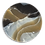 Thumbnail: TORTOISESHELL CARAMEL COASTER