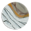 Thumbnail: SECONDS - BIRCH ORANGE/PLUM COASTER