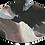 Thumbnail: TORTOISESHELL ROSE QUARTZ SMALL OVAL BOARD