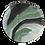 Thumbnail: TORTOISESHELL SAGE COASTER