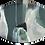 Thumbnail: TORTOISESHELL GLACIER SMALL OVAL BOARD