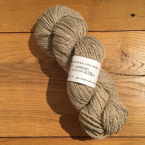 Coopworth Gold 2-ply SPORT