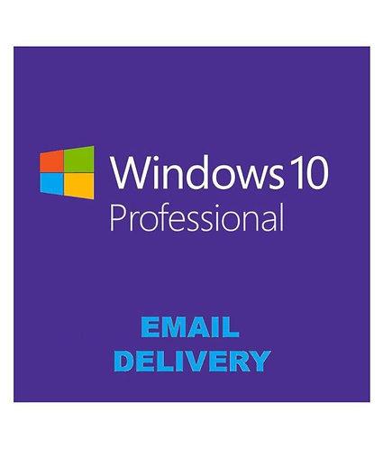 Windows 10 Professional 64 Bit