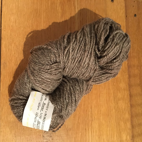 Romney-Border Leicester Pewter 2-ply SPORT