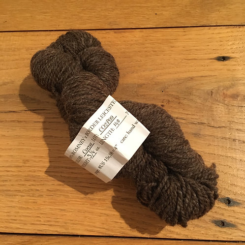 Romney-Border Leicester Cocoa 2-ply SPORT