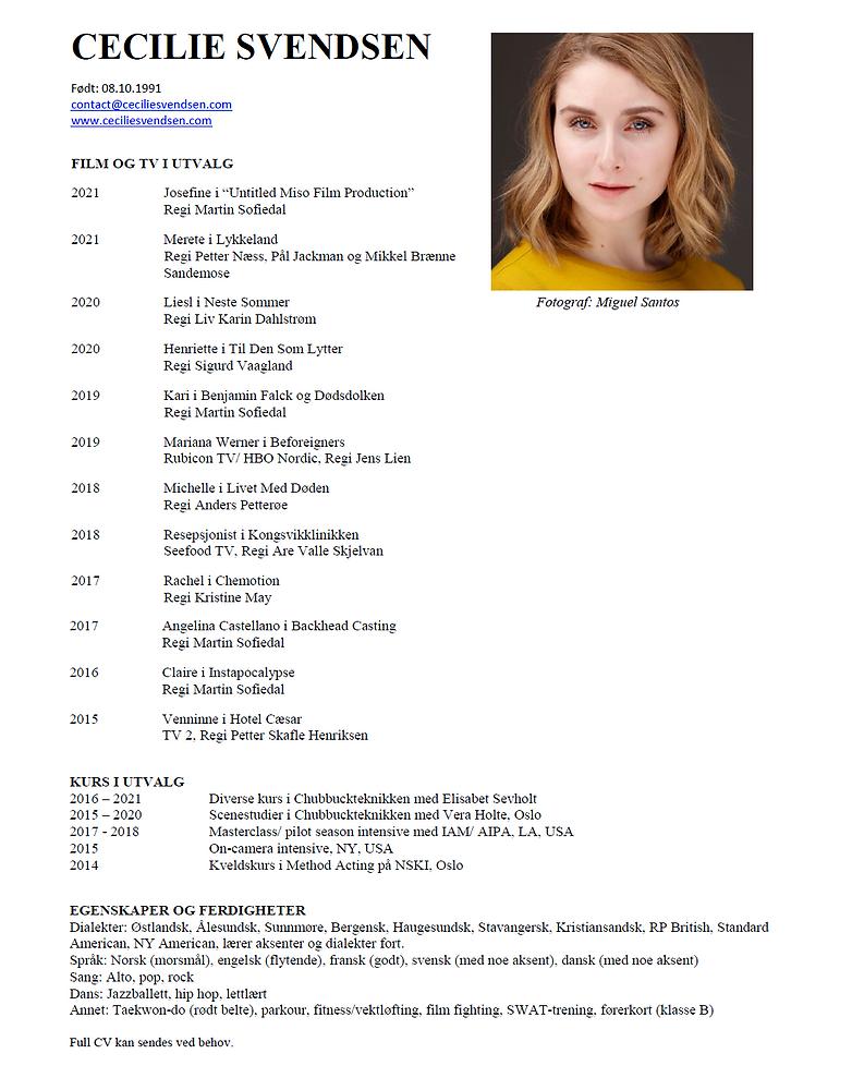 CV Cecilie Svendsen.png