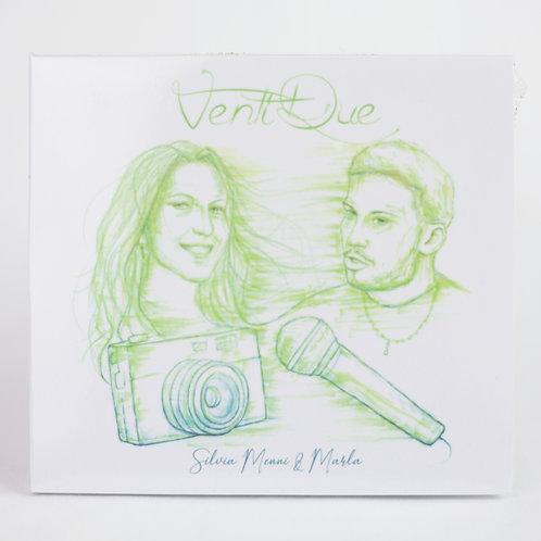 CD VentiDue - Silvia Menni & Marla