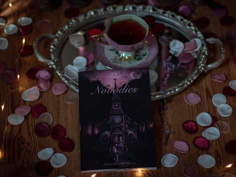 """A talk with Laurel, her thoughts and the creepily enchanting """"The Nobodies"""" releasing this march"""